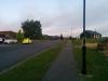 Noch mehr Sonnenuntergang in Hanmer Springs.