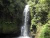Und der zweite Wasserfall! Kleiner aber trotzdem wunderschön.