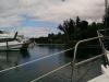Und los gehts mit der Segeltour. Start im Hafen :)