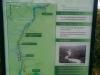 Zeit für meine Wanderung zu den Huka Falls. Übrigens sieht man auf dieser Karte auch den Spa Park, wo ich gestern mit Kim war.