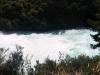 Nun bin ich endlich bei den Huka Falls!