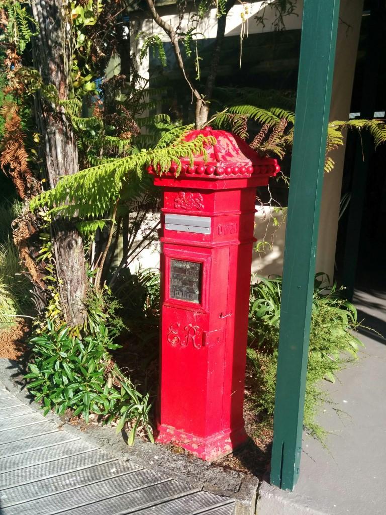 Ein Briefkasten :D