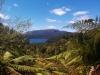Aha, jetzt sieht man endlich mal den Mount Tarawera ganz gut.