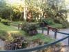 In diesem Panorama sieht man das ganze Ausmaß der Hotelanlage. Mit Küche, Weinkeller, Schankraum usw.