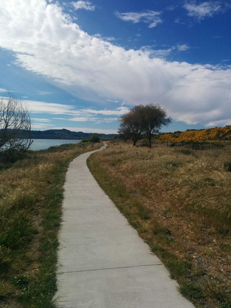 Der Five Mile Bay ist ein gemtülicher kleiner Strand mit Wanderweg