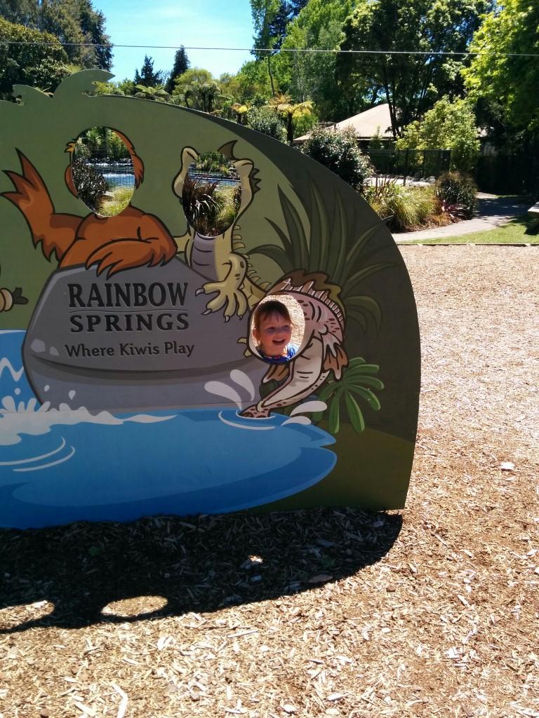Reegan ist jetzt ein Fisch.