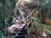 Und schon wieder sieht es anders aus. Natürlich dürfen auch hier ein paar Treppen nicht fehlen.