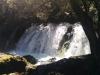 Was für ein energischer kleiner Wasserfall.