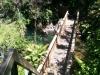 Noch ein letzter Blick über die Brücke...