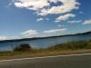 Unterwegs mit dem Auto habe ich tausende Seen passiert.