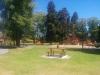 Im Park gibts auch einen Spielplatz.