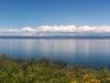 Panoramabild über den See