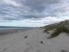 Strand, nichts als Strand in diese Richtung