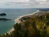 Überblick über den gesamten Strand