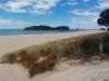 An der Maunganuier Strandpromenade