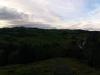 Panorama vom Aussichtspunkt. Schön siehts ja aus, wenn auch nicht sonderlich spannend.
