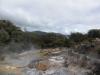 Detail-Dampfansicht... Bevor es endlich nach Waimangu geht!