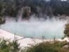 Panoramabild vom Inferno Crater. Das tolle Blau erkennt man leider nicht so schön...