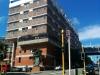 Die Universität besteht aus vielen verschiedenen Gebäuden.