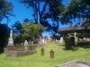 Und schon wieder ein Friedhof.