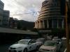 Der Beehive - das Parlament sitzt dort. Muss man ja zumindest mal kurz gesehen haben.
